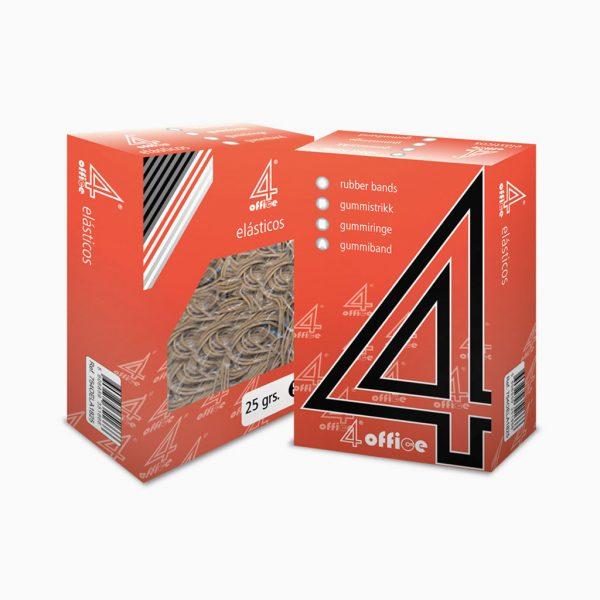 Elásticos 4office (em caixa)