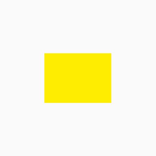 Cartolina fluorescente Margok - amarelo