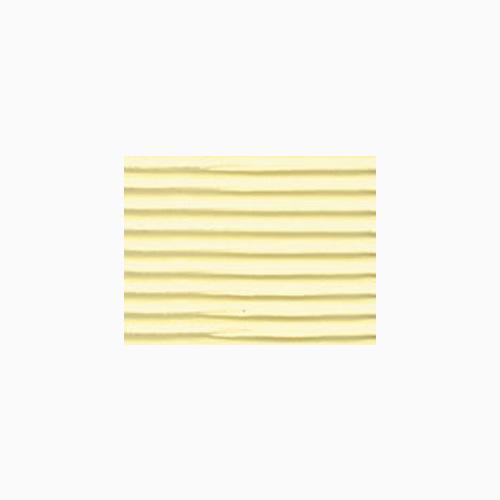 Cartolina canelada Safel - amarelo palha