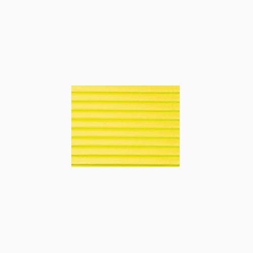 Cartolina canelada fluorescente Safel - amarelo