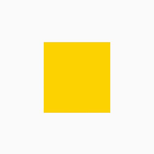 Cartolina fluorescente Safel - amarela