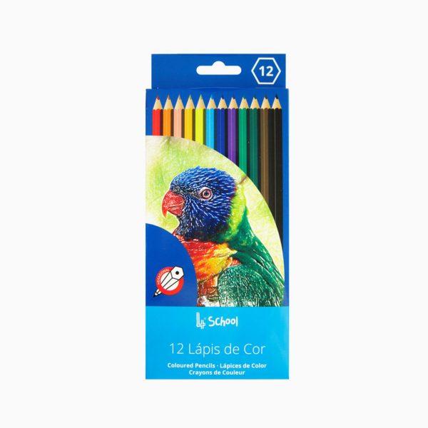 Lápis de cor 4school