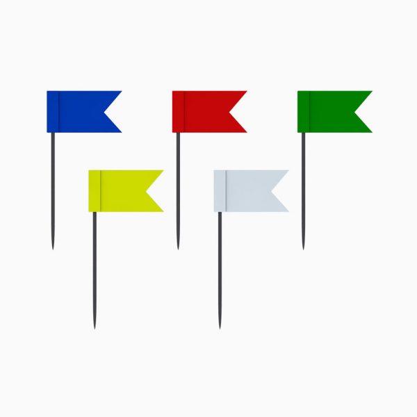 Alfinete bandeira ErichKrause