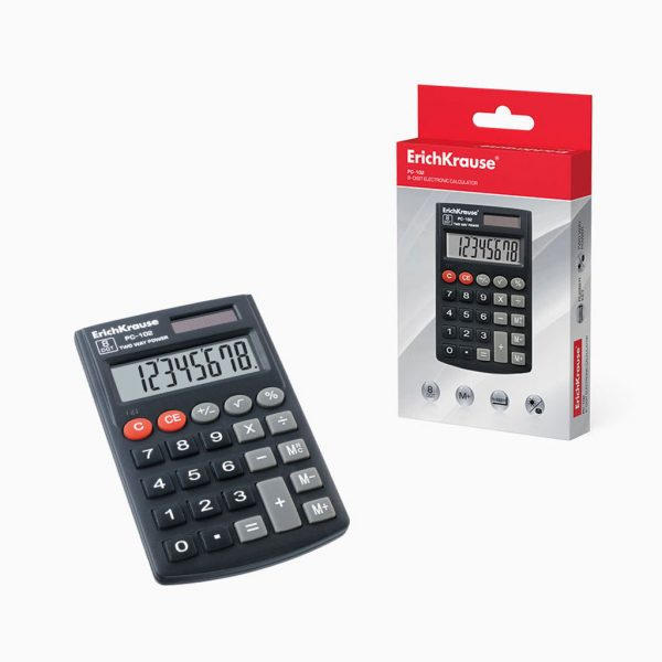 Calculadora ErichKrause PC-102