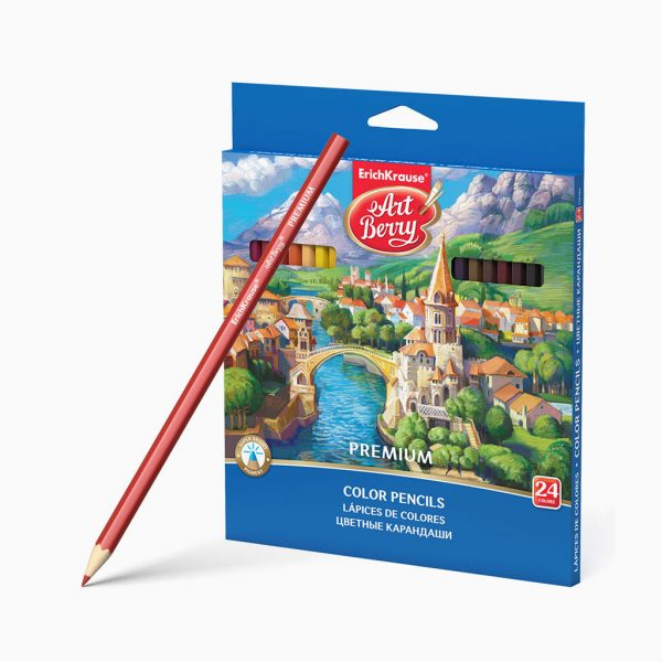 Lápis de cor ErichKrause Artberry Premium