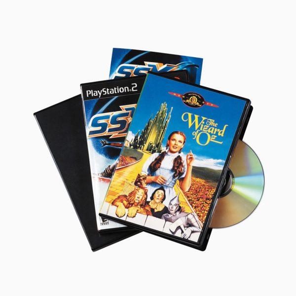 Caixa de DVD Fellowes