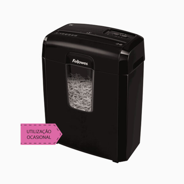 Destruidora Fellowes Powershred® 8C