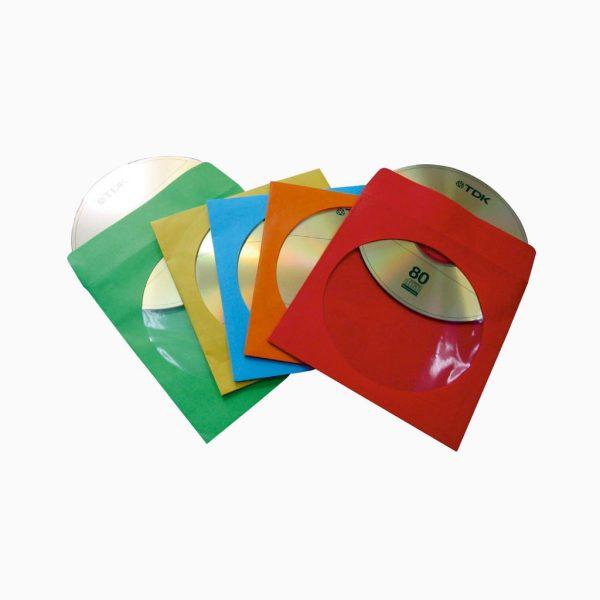 Envelope colorido para CD Fellowes
