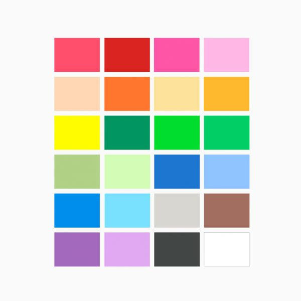 EVA cores sólidas Safel
