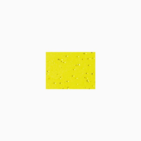 EVA rocha com glitter Safel - amarelo