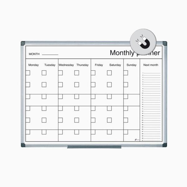 Planning mensal Bi-Office
