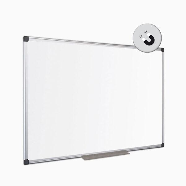 Quadro branco de porcelana magnético Bi-Office