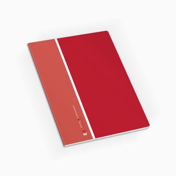Caderno agrafado - Thirty3.collection '12