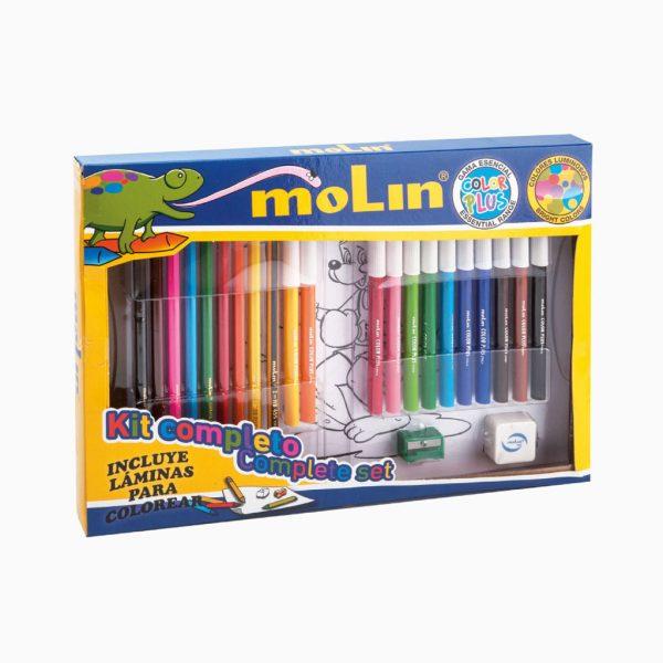 Set de artigos para pintar Molin
