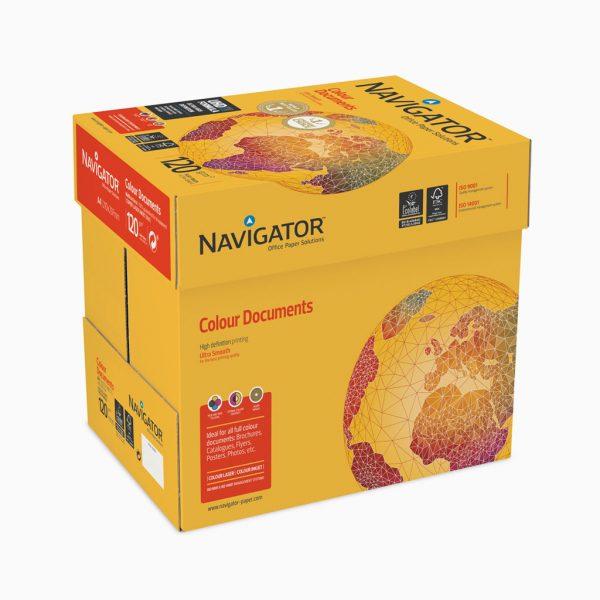 Papel de cópia Navigator Colour Documents