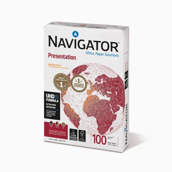 Papel de cópia Navigator Presentation