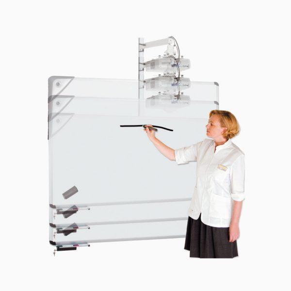 Quadro branco interactivo Bi-Office Bi-Bright®