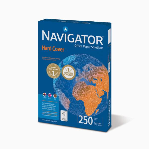 Papel de cópia Navigator Hard Cover